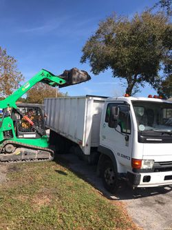 Bobcat And Trailer for Sale in Tampa,  FL