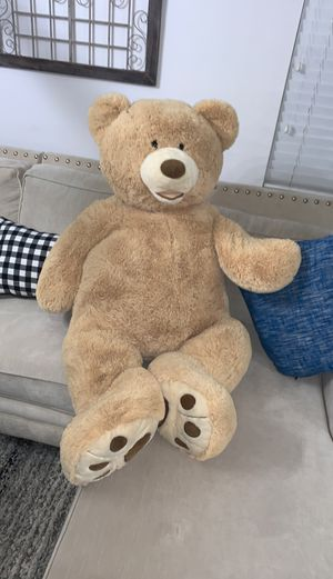 Large teddy bear for Sale in Tracy, CA
