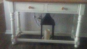 Sofa table for Sale in Reynoldsburg, OH