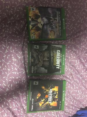 Xbox one games for Sale in Roanoke, VA