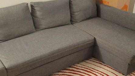 IKEA Friheten Sleeper Sectional With Storage for Sale in Herndon,  VA