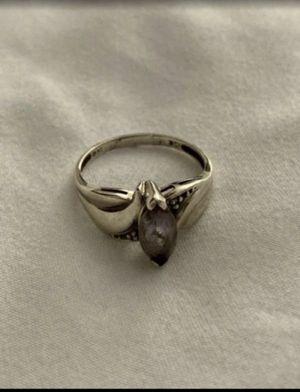 Women's 14K Gold Amethyst Purple Ring for Sale in Las Vegas, NV