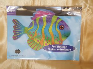 Tropical Fish Balloon for Sale in Patterson, CA