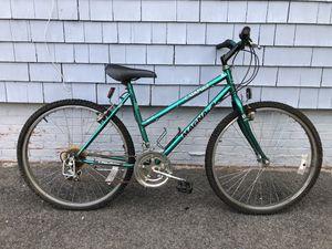 3 Bike mountain bike two road bike n CarBikeRack for Sale in Cumberland, RI