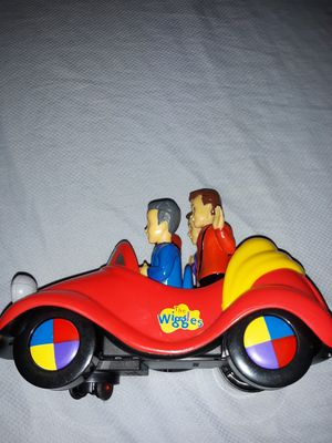 Wiggles singing and moving car for Sale in West Palm Beach, FL