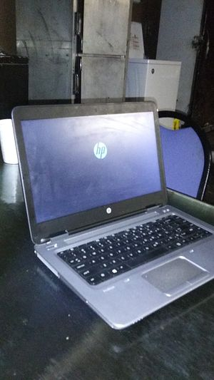 HP ProBook 640 G2 Laptop for sale $130 obo (no charger but it does turn on and work) for Sale in Sanford, FL