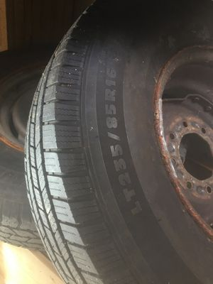 Set of tires and wheels. for Sale in Homer Glen, IL