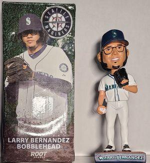 Seattle Mariners Larry Bernandez Bobblehead for Sale in Seattle, WA