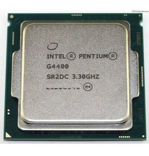 Intel pentium G4400 for Sale in Boston, MA