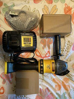Dewalt 60V FLExVoLT GRINDER FULL KIT for Sale in Oakland, CA