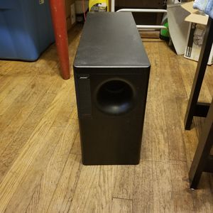 Bose Subwoofer Acoustimass Series II for Sale in Cleveland, OH
