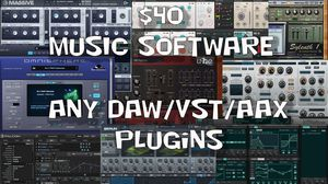 Music Production Software DAW/VST/AAX for Sale in Palmdale, CA