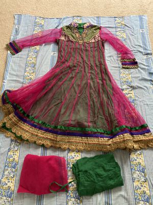 Indian tradional cothing (dress) for Sale in Lutz, FL