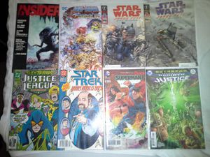 Dc Comics And Image Comics Misc Great Condition $3 Each for Sale in Reedley, CA