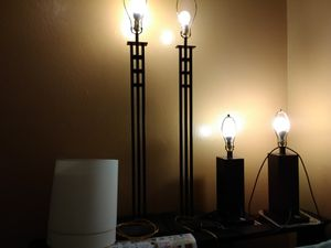 Lamp set for Sale in Fresno, CA