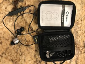 COWiN HE8 Noise cancelling wireless earphone for Sale in Woodinville, WA