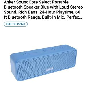Bluetooth speaker for Sale in Baltimore, MD