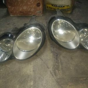 Mercedes CLK320/350/500 Headlights (halogen Bulbs) Oem Fits Year 2003-2009 for Sale in Downey, CA