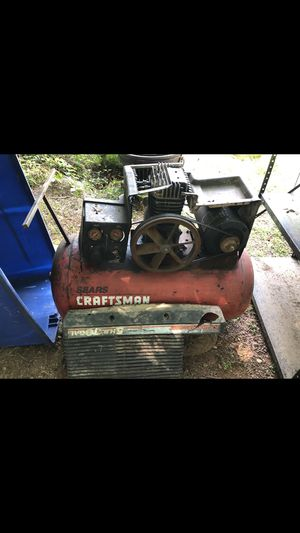 Working air compressor for Sale in Franklin Township, NJ