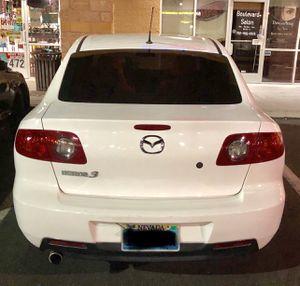 '06 Manual Mazda 3 for Sale in Las Vegas, NV