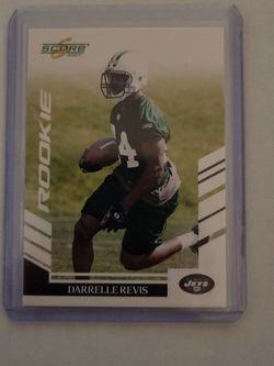 Darrelle Revis Rookie Card - Mint!!! for Sale in Normandy Park,  WA