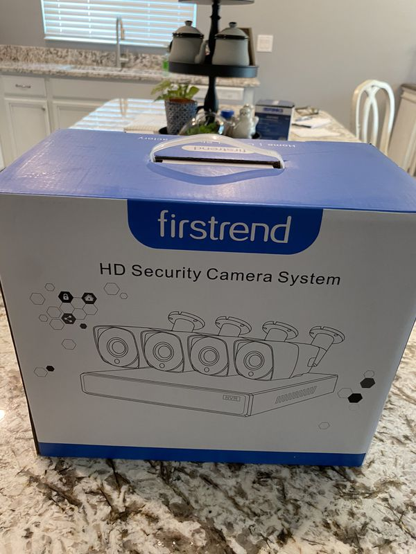 HD security camera system....wireless!!!! NEW