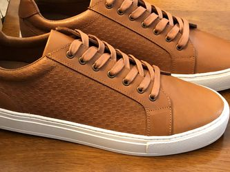 """BY Brand New Authentic """"LEO FRATTINI FULL GRAIN LEATHER IN AND OUT. Get them in 3 days for Sale in Houston,  TX"""