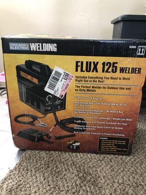 Flux 125 welder for Sale in Grand Island, NE