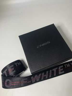Off White Belt- $120 for Sale in Washington, DC