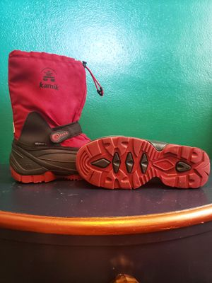 KAMIK RAIN BOOTS for Sale in Spring Hill, FL