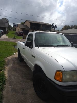 Ford ranger 2003 {contact info removed} for Sale in Kissimmee, FL