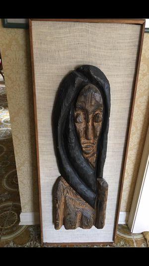 Wood carving art. Original for Sale in Fairfax, VA