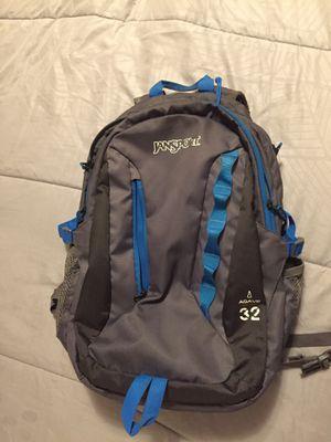 Jansport hiking backpack agave 32 for Sale in Newberg, OR