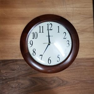 Howard Miller Clock $50 (Good Condition) for Sale in Houston, TX