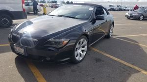 2006 BMW 6 Series for Sale in San Bernardino, CA