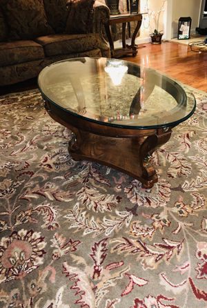 Marlo coffee table and two side tables !!! for Sale in FX STATION, VA
