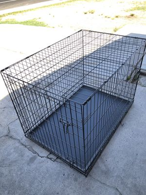 "42"" Large Dog Puppy Cage Kennel for Sale in Las Vegas, NV"