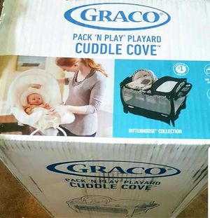 Graco Pack n play like new for Sale in Puyallup, WA