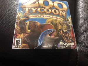 Zoo Tycoon for Sale in South Pasadena, CA