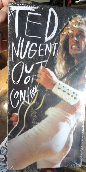 Ted nugent dbl pk cd for Sale in Fairmont, WV