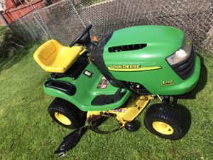 John Deere L110 Lawnmower Tractor for Sale in Niles, IL