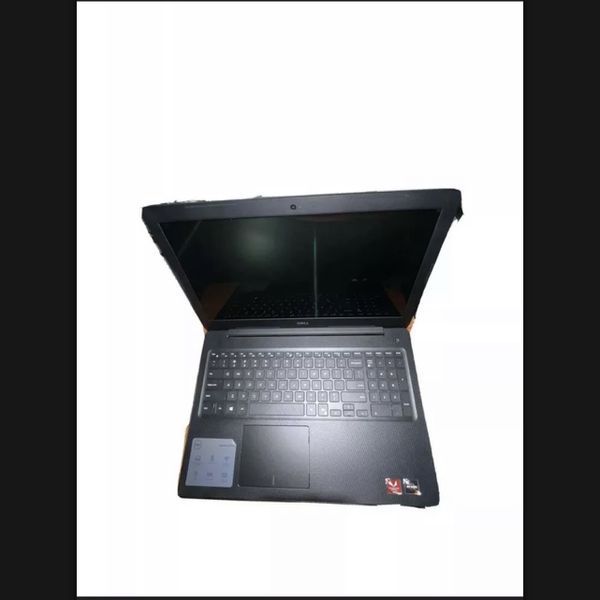 """Dell 15.6"""" Touchscreen Black Laptop USED"""
