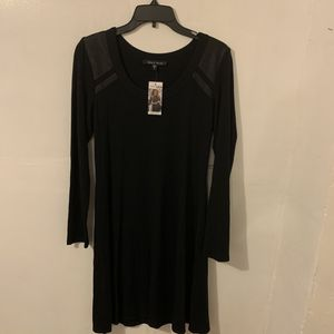 NEW Karen by Karen Kane A-Line Black Dress Women's Size Medium - Royal Treatment II - Brand New with Tags - Retails for $109.00 - Made in USA Califor for Sale in Hamilton Township, NJ