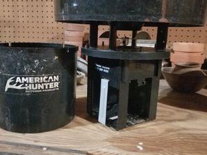 American Hunter - automatic deer animal feeder for Sale in Malabar, FL