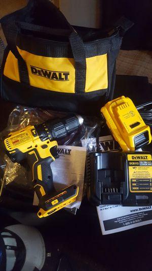 dewalt1/2in.Hammer drill 20 volt brushless motor for Sale in Erda, UT