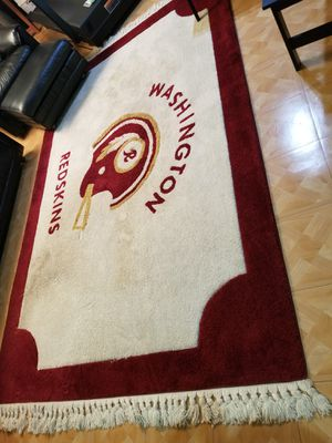 Redskins Rug- Collectors Item for Sale in MONTGOMRY VLG, MD
