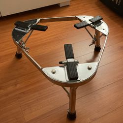 THE LP COLLAPSIBLE CRADLE STAND FOR CONGA, LIKE NEW WITHOUT LEGS for Sale in Miami,  FL