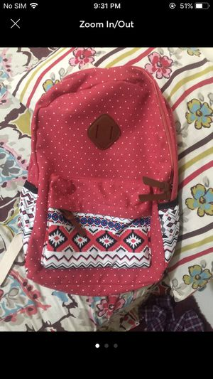 Pink girls back pack for Sale in Silver Spring, MD