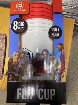 Big Flip Cup for Sale in Woodburn, OR