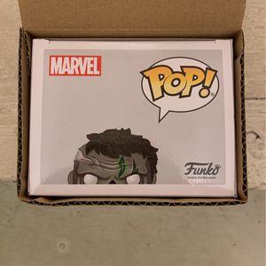 Funko Pop Marvel Zombies Hulk for Sale in Los Angeles, CA